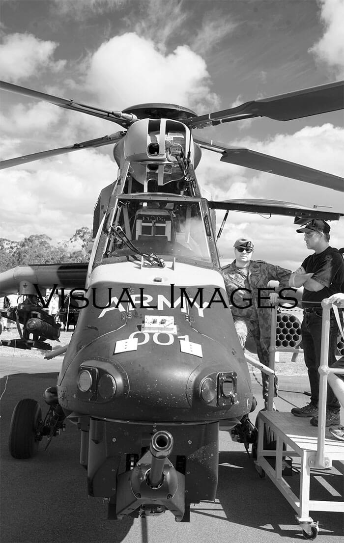 Fighter Chopper BW