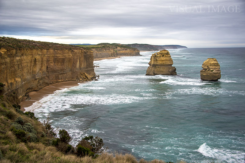 Great Ocean Road seascape photo